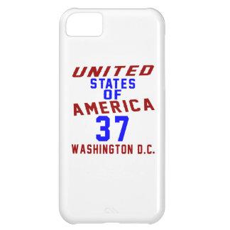 United States Of America 37 Washington D.C. iPhone 5C Case