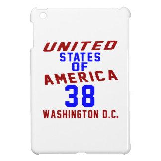 United States Of America 38 Washington D.C. Case For The iPad Mini