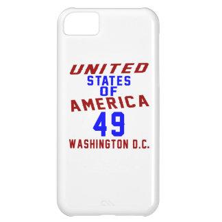 United States Of America 49 Washington D.C. iPhone 5C Cover
