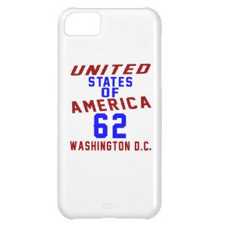 United States Of America 62 Washington D.C. iPhone 5C Case