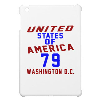 United States Of America 79 Washington D.C. Cover For The iPad Mini