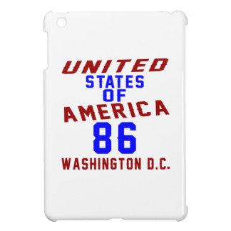 United States Of America 86 Washington D.C. iPad Mini Covers