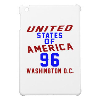 United States Of America 96 Washington D.C. Case For The iPad Mini
