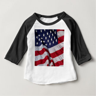 United States of America Flag Baby T-Shirt