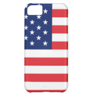 United States Of America Flag iPhone 5C Case