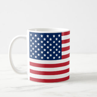 United States of America Flag | Patriotic Coffee Mug