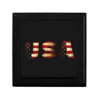 United States of America Gift Box