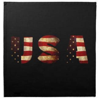 United States of America Napkin