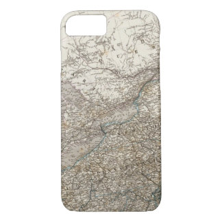 United States of America North east iPhone 7 Case