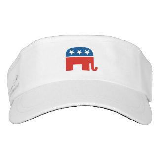 united states of america republican party elephant visor