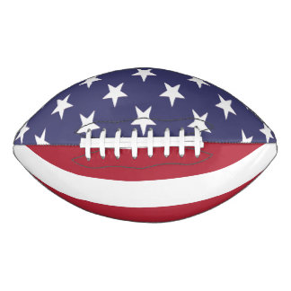 United States of America USA Flag Football