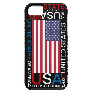 United States of America USA Iphone 5 Case
