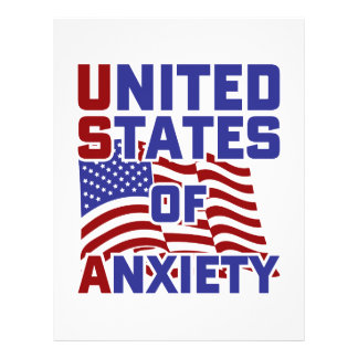 United States of Anxiety Letterhead