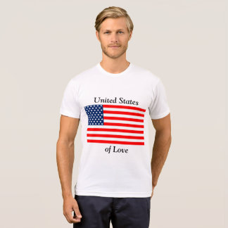 United States of Love - Men's T-Shirt