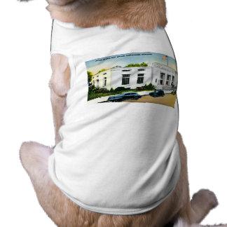 United States Post Office, Hattiesburg, Miss. Dog T-shirt