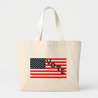 United States presidential election 2016 Jumbo Jumbo Tote Bag