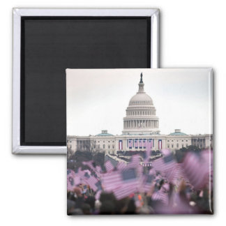 United States Presidential Inauguration Magnet