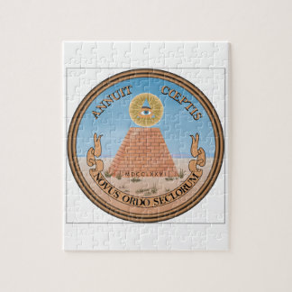 United States Seal Jigsaw Puzzle