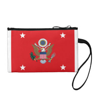 United States Secretary of the Army Coin Wallets
