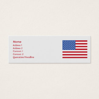 United States Business Cards and Business Card Templates