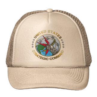 United States Strategic Command Trucker Hats