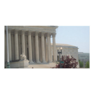 United States Supreme Court Photo Card