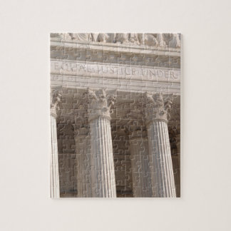 United States Supreme Court Pillars Jigsaw Puzzle