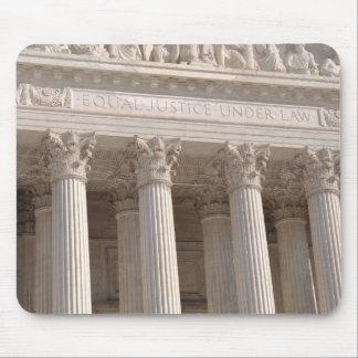 United States Supreme Court Pillars Mouse Pad