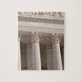 United States Supreme Court Pillars Puzzles