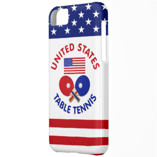 United States Table Tennis Cover For iPhone 5C