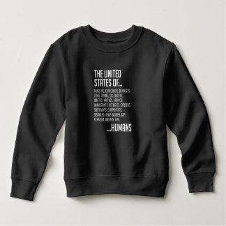 United States Toddler Dark Sweatshirt