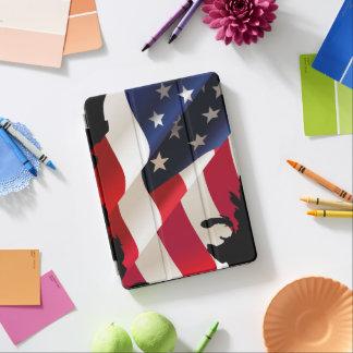 United States undulating flag iPad Air Cover