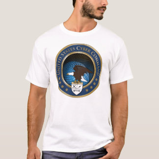 United States US Cyber Command USCYBERCOM T-shirt