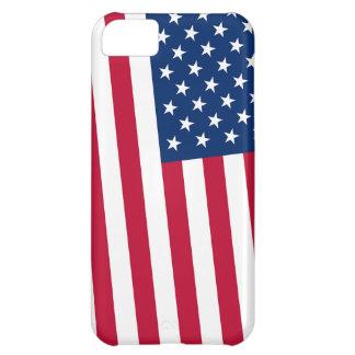 United States USA Flag iPhone 5C Case