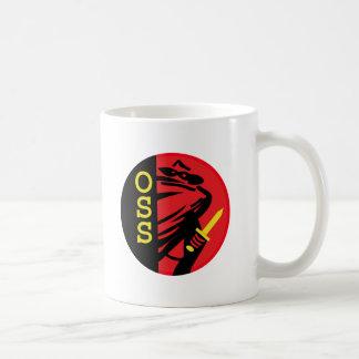 United States War Department Office of Stratigic S Coffee Mug