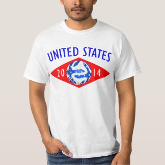 United States World Cup 2014 T-Shirt