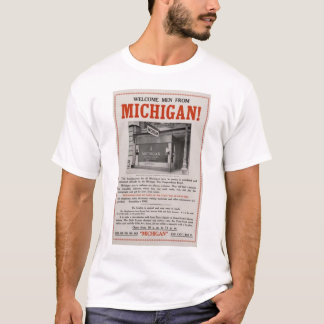 United States World War I Poster T-Shirt