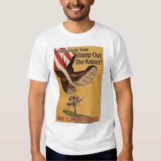 United States World War I Poster T Shirt