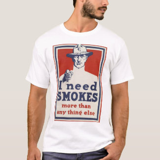United States World War I Poster WWI T-Shirt