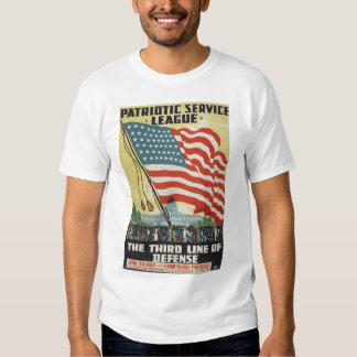 United States World War I Poster WWI T Shirt