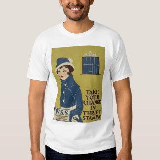 United States World War I Poster WWI T Shirts