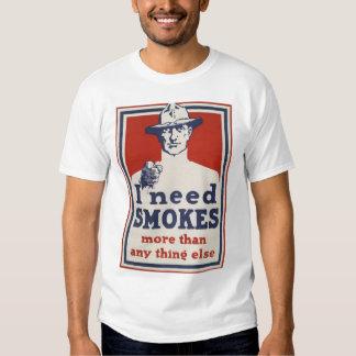 United States World War I Poster WWI Tshirt