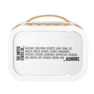 United States Yubo Lunchbox