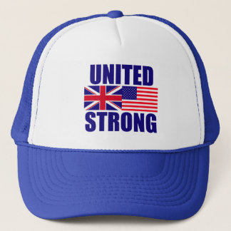 United Strong Trucker Hat