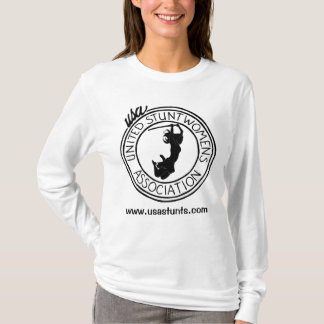 United Stuntwomen's Association - Jessie Graff T-Shirt