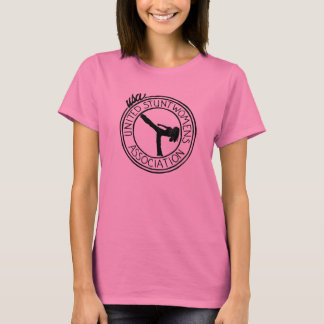 United Stuntwomen's Association - Sophia Crawford T-Shirt