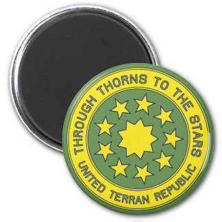 United Terran Republic Magnet