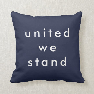 United We Stand 9 Photo Pillow