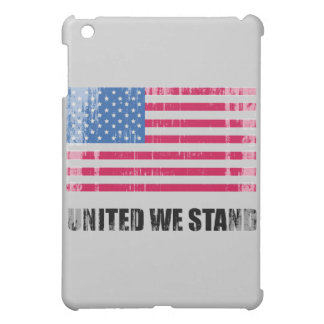United we stand Faded png Case For The iPad Mini