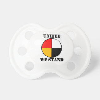 United We Stand Pacifier